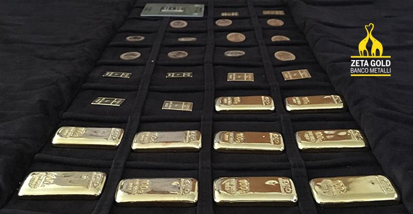 Investire in oro Franco Padovan lingotti oro puro 100 gr